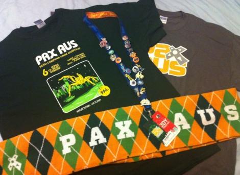 PAX Loot