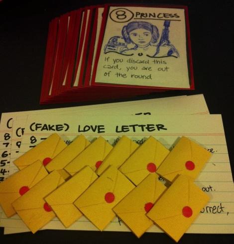 2013 Love Letter