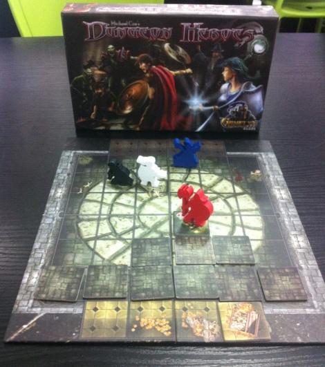 Dungeon Heroes 01