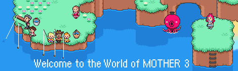 mother 3 playthrough