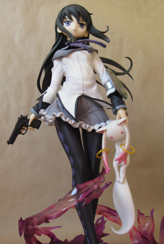 GEEKY SHIT: Akemi Homura, Timeshift version figure by ... | 1827 x 2720 png 4350kB