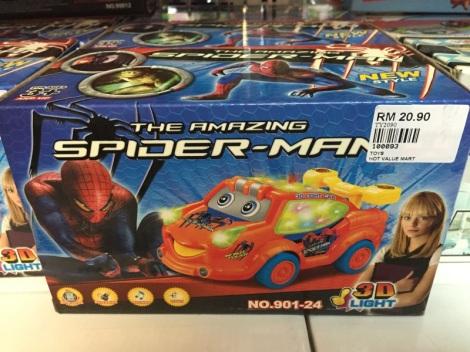 Spider Car