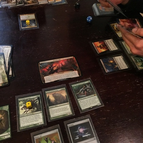 2015-09-20 Cube Draft Planechase