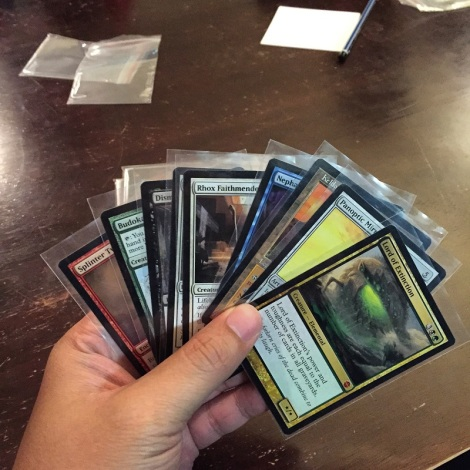 August 2015 Magic the Gathering