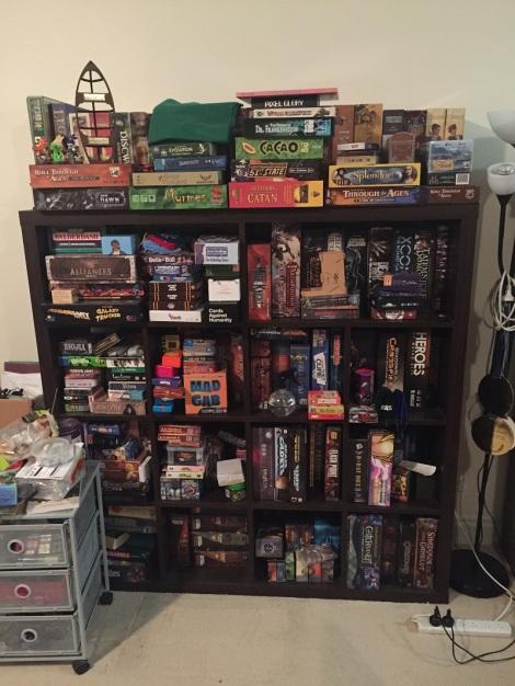 August 2015 New Shelf 2